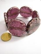 Bracelets en Verre