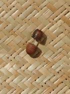 Boucles Oreilles en Bois