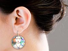 fabricant boucles d oreille personnalises